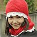 0-1054 Santa's Favorite Hat pattern