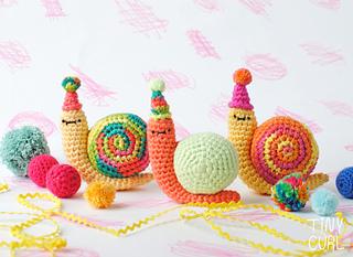 Crochet Snail Pattern Best Ideas   The WHOot   233x320