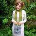 moss & bluebell *pocket scarf* pattern