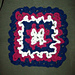 Wiggly Waves Trivet pattern