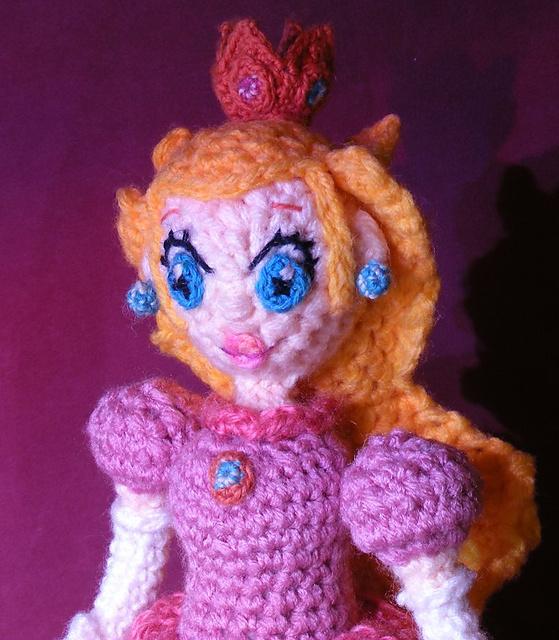 Korean doll Amigurumi crochet pattern | Amigurumi pattern ... | 640x559