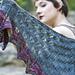 Minthe Shawl pattern