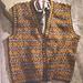Lichen Waistcoat pattern