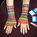 Fingerless Wrist Warmers pattern