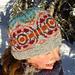 Blomekrans  (hat) pattern
