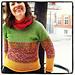 Saco Otavalo pattern