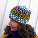 Dreaming of Provence - beanie pattern