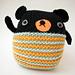 knit critter pattern