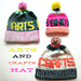 Arts and Crafts Hat pattern