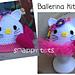 Ballerina Kitty pattern