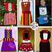 Snappy Apron for kids and adults pattern