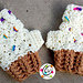 Beach Comber Mitts to Mittens pattern