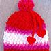 Jelly Bean Slouch Hat pattern