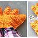 Quacky Foot Warmer pattern