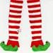 Elf Legs Scarf pattern