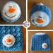Frosty Snowball Beanie pattern