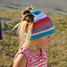 audry's pigtail beanie pattern