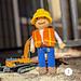 Construction worker Amigurumi pattern