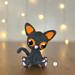 Halloween Cat Amigurumi pattern