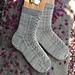 Galiano Socks pattern