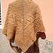 Brown Sugar Shawl pattern