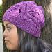 Xacobeo Hat pattern