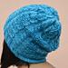 Carballo Hat pattern