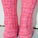 Nacho Socks pattern