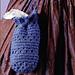 Crochet a Civil War Purse pattern
