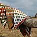 Schapen shawl pattern