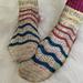 Gentle Waves Socks pattern