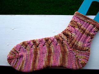 Red Dwarf Sock Profile