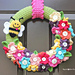 Spring Wreath pattern