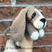Basset Hound Puppy pattern