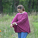 Light Lacy Poncho pattern