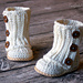 Baby Wrap Boots pattern