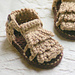 Baby Moccasin Sandals pattern