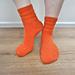 Phoenix Feather Socks pattern