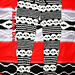 Creepy Skull Leggings pattern