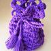 Basketweave Drawstring Bag pattern