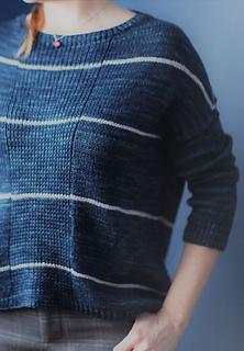 Lifted Pull pattern by Nataliya Polyakov