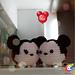 Mickey Tsum Tsum pattern