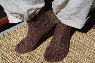 Katla Socks