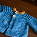 Baby Boy 5 Hour Sweater pattern