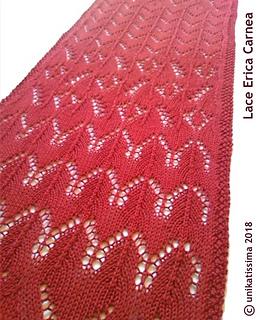 Ravelry Lace Erica Carnea Pattern By Susann Hajjar