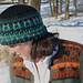 Forest Darkness Hat pattern