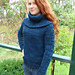 In The Sky With Diamonds Pullover pattern