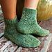 Marathon Socks pattern