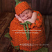 Little Pumpkin Cocoon and Beanie pattern