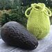Avocado Cozy pattern